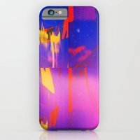 iPhone & iPod Case featuring Space Debris by Orlando