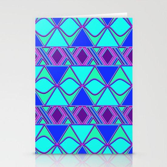 Aquarius  Stationery Card