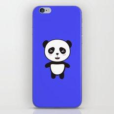 Kawaii Panda Bear iPhone & iPod Skin