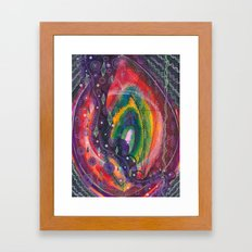 Attunement Framed Art Print