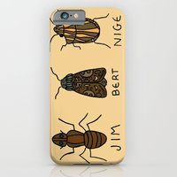 iPhone & iPod Case featuring bugs. by MorningMajor