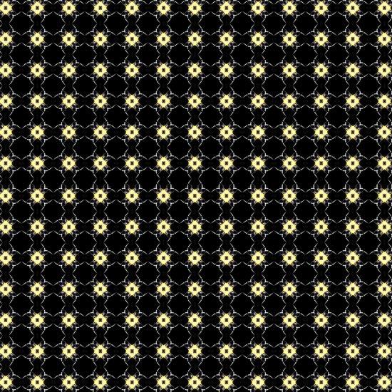 Pattern experiment Art Print