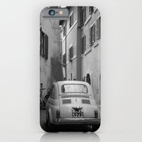 italy iPhone & iPod Cases featuring Italy by Angelika Stern