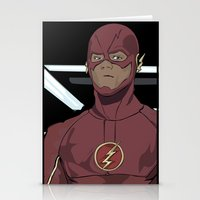 My name is Barry Allen Stationery Cards