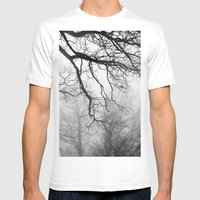 Fog Mens Fitted Tee White SMALL