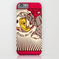 iPhone & iPod Case featuring Go, Red Five, Go! by MeleeNinja