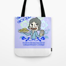 carol's cookies Tote Bag
