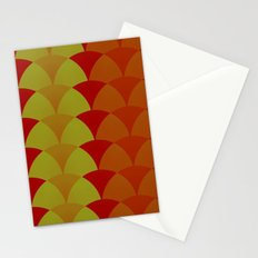 Polyester Pantsuit Stationery Cards