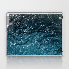 Texture #7 Water Laptop & iPad Skin