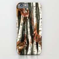 iPhone & iPod Case featuring Cardinal Collection by Emily Swedberg (Ito Inez)