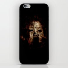 Born in a Burial Gown iPhone & iPod Skin