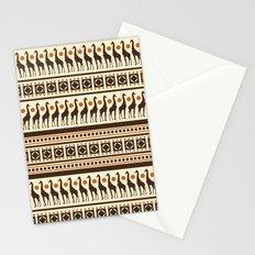 Giraffe Safari Stationery Cards