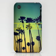 CALIFORNIA iPhone (3g, 3gs) Slim Case