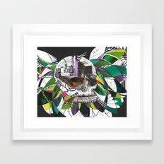 Missing Hiker Framed Art Print