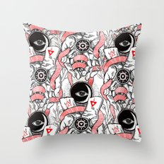 The Blood offering Throw Pillow