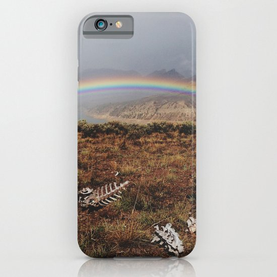 Rainbones iPhone & iPod Case