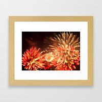 Efflorescence 9 Framed Art Print