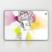 Butterfly Lady Laptop & iPad Skin