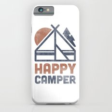 Happy Camper iPhone 6 Slim Case