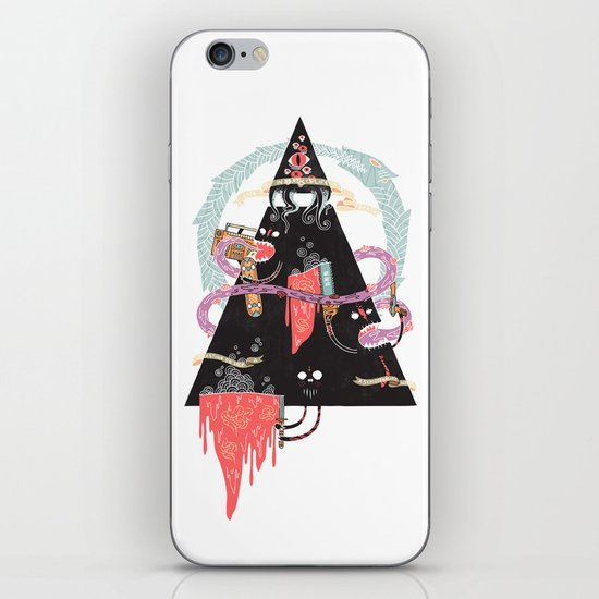 Ourobouros iPhone & iPod Skin