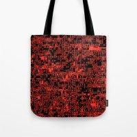 ASCII Tote Bag
