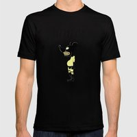 Sadomouse Mens Fitted Tee Black SMALL