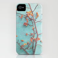 She Hung Her Dreams On B… iPhone (4, 4s) Slim Case
