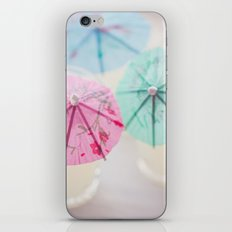 Vacation Colors iPhone & iPod Skin