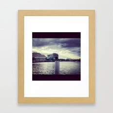 Darling Harbour Framed Art Print