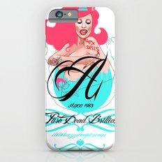 Sex Sells! Pure Dead Brilliant! Aye, naw?! iPhone 6 Slim Case