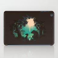 iPad Case featuring The Conversationalist by Budi Kwan