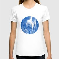 Wald  Womens Fitted Tee White SMALL