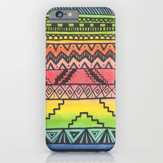 Tribal #3 iPhone & iPod Case