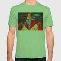 Buffalo '66 Mens Fitted Tee Grass SMALL