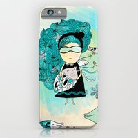 iPhone & iPod Case featuring Fish by Kristina Sabaite