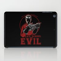 Dr. Horrible's Evil Scho… iPad Case
