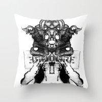 ERGOGRE Throw Pillow