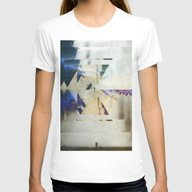 Fractions 01 Womens Fitted Tee White MEDIUM