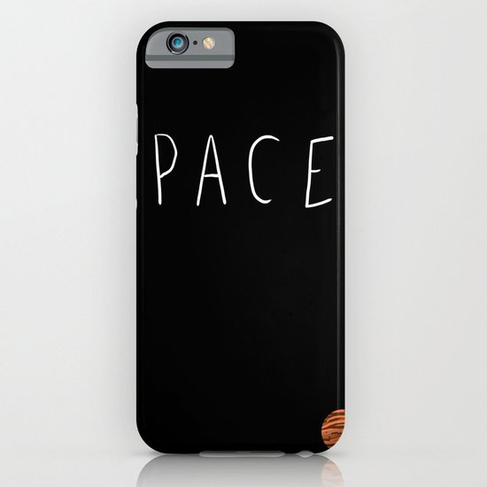 Space. iPhone & iPod Case