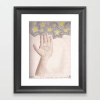I'll Light The Night Wit… Framed Art Print
