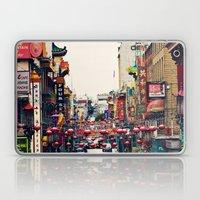 San Francisco China Town Laptop & iPad Skin