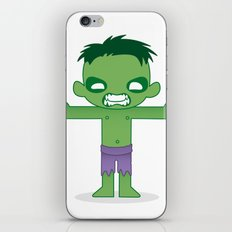 HULK ROBOTIC iPhone & iPod Skin