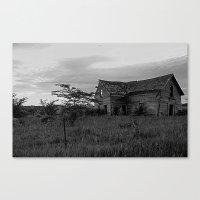 Unsteady 1 Canvas Print