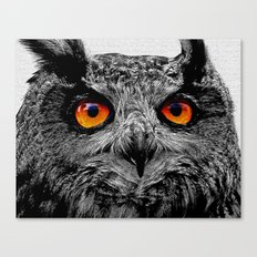 YOU'RE THE ORANGE OF MY … Canvas Print