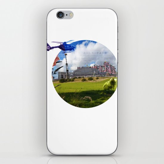 Surreal Living 25 iPhone & iPod Skin