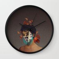 Z (Zed) Wall Clock