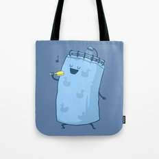 Singing In The Shower? Tote Bag