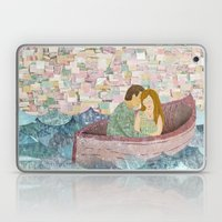And They Lived Happily E… Laptop & iPad Skin