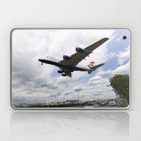 British Airways A380 Heathrow Airport Laptop & iPad Skin