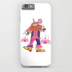 Lucky the Circus Clown (Illustration) iPhone 6 Slim Case